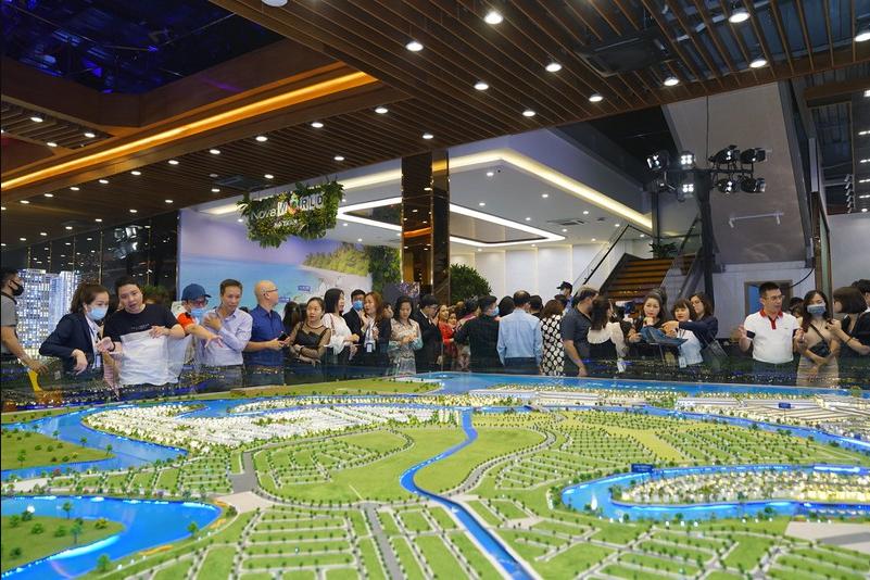 Thị trường sôi động nhộn nhịp của bất động sản Bà Rịa - Vũng Tàu